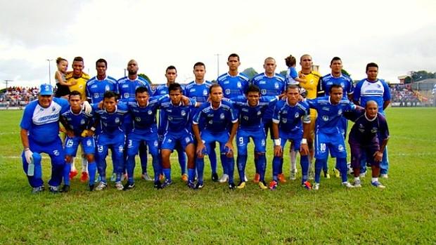 Na briga: Penarol-AM vence Nacional por 3 a 0 e cola no G4 do returno  (Foto: Divulgação/Penarol)