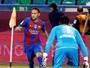 Após 2 jogos de suspensão, Neymar volta e marca em amistoso do Barça