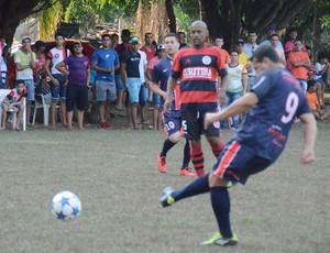 Copa Curitiba de soçaite amador em Ji-Paraná, Rondônia (Foto: Chico Limeira/Arquivo Pessoal)