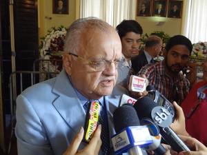 Guilherme Uchôa (PDT), presidente da Assembleia Legislativa de Pernambuco (Foto: Renan Holanda / G1)