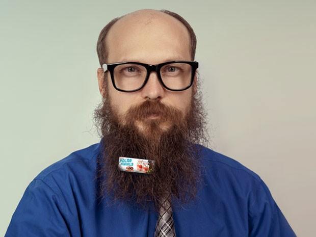 Agência dos EUA procura homens dispostos em alugar a barba para 'outdoor humano' (Foto: Divulgação)