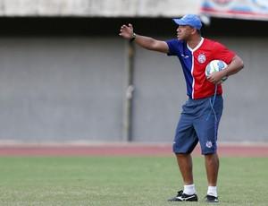 Sérgio Soares; Bahia (Foto: Felipe Oliveira/EC Bahia/Divulgação)