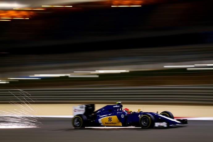 Felipe Nasr, Sauber, treinos, GP do Bahrein, Fórmula 1 (Foto: Getty Images)