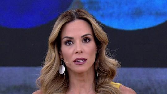 Ana Furtado comenta acidente de carro do filho de Fátima Bernardes: 'Vinícius passa bem'