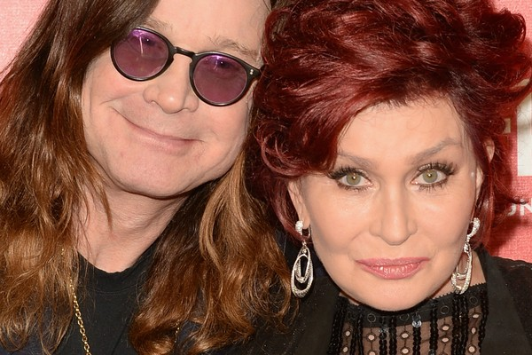 Ozzy e Sharon Osbourne. (Foto: Getty Images)
