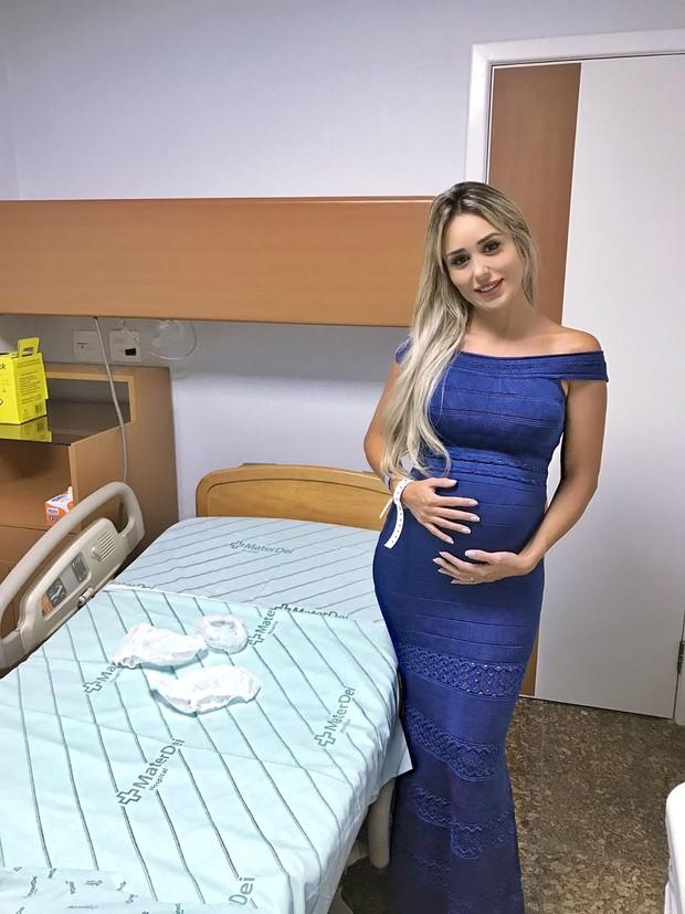Letícia Santiago (Foto: Arquivo pessoal)