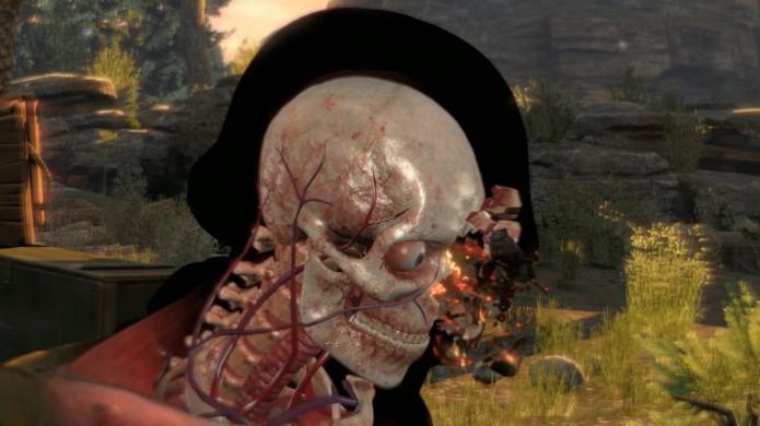 A atenção aos detalhes da anatomia dos inimigos é impressionante (Foto: gameskinny.com)