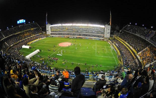 Boca Juniors Corinthians Bombonera (Foto: Marcos Ribolli / Globoesporte.com)