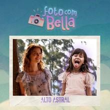 Escolha uma foto e faça uma montagem com Bella (Gshow)