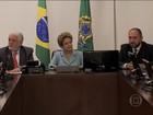 Dilma e Temer devem ter primeiro encontro após carta nesta quarta (9)
