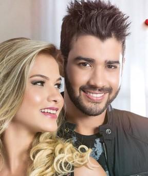 Andressa Suita e Gusttavo Lima (Foto: Instagram / Reprodução)