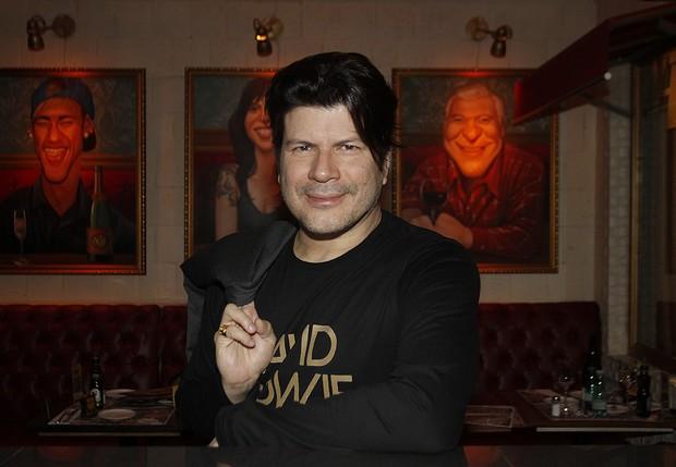 Paulo Ricardo (Foto: Celso Tavares/EGO)