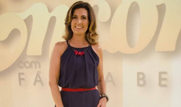 Fátima figurino (Foto: Divulgação/ TV Globo)
