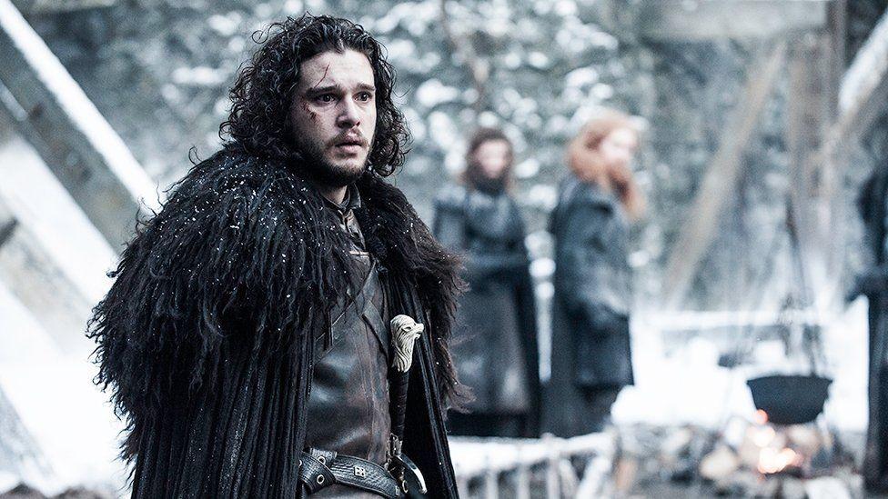 De bastardo a Lorde Comandante da Patrulha da Noite (Foto: Reprodução/HBO)