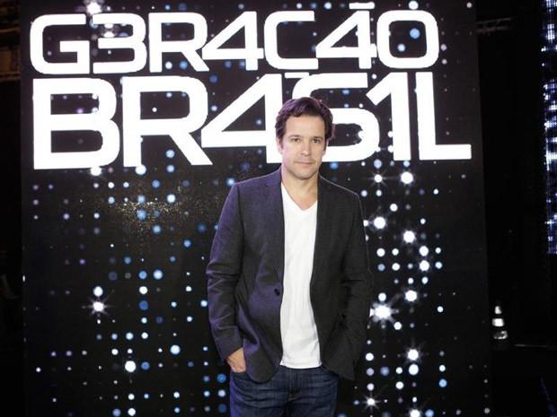 Murilo Benicio (Foto: Fábio Rocha / TV Globo)