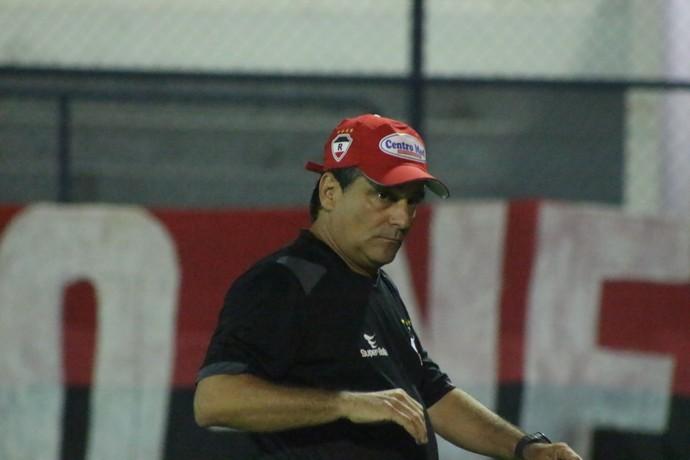 River-PI x Flamengo-PI - Eduardo Hungaro (Foto: Renan Morais)