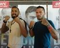 Ceará tem quatro lutadores no UFC; dois foram convocados para Fortaleza