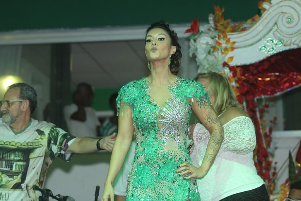 Milena Nogueira (Foto: Daniel Pinheiro/AgNews)