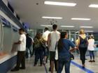 Saque do FGTS começa com movimento tranquilo em Porto Alegre