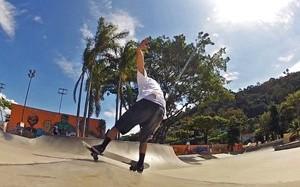 Skate por George Balboa