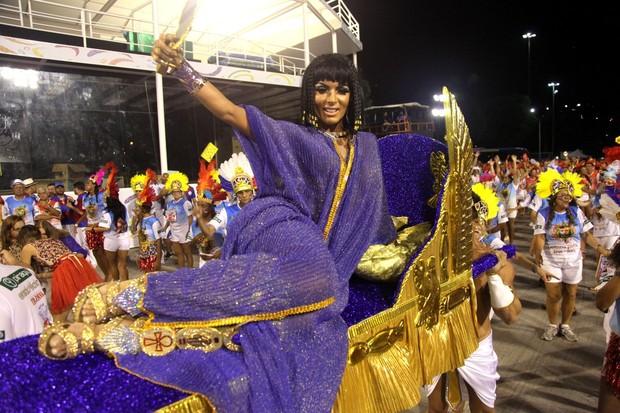 Carla Prata (Foto: Claudio Andrade  /PhotoRioNews)