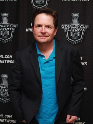 ATIVISTA EM AÇÃO O ator Michael J. Fox. Ele estreou agora uma série que tem o Parkinson como protagonista (Foto: Taylor Hill/Getty Images)