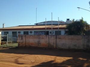 Caso foi registrado na Delegacia de Polícia Civil de Cerejeiras nesta terça-feira, 9 (Foto: Aline Lopes/G1)