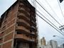 Abandonado há 18 anos, edifício em obras preocupa vizinhos em Ribeirão