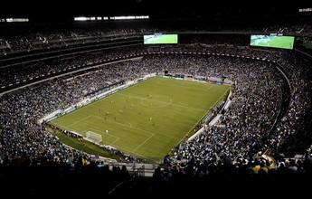 Final da Copa América Centenário será disputada em estádio de Nova Jersey