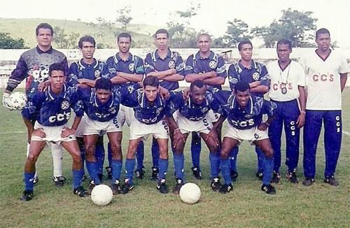 Barra Mansa foi campeão da Segundona em 1995, mas não subiu (Foto: Arquivo)