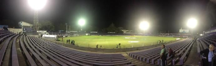 Panorama estádio Luis Franzini  (Foto: Marcelo Hazan)