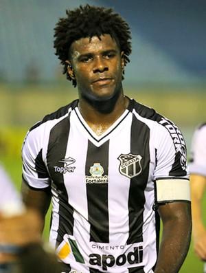 Sandro, zagueiro do Ceará (Foto: Divulgação/Cearasc.com)