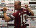 Do drama do doping à camisa 10: Nilton volta a sorrir no futebol japonês