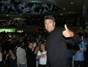 Renato Gaúcho participa de evento de Fábio Koff (Foto: Wesley Santos/Agência PressDigital)