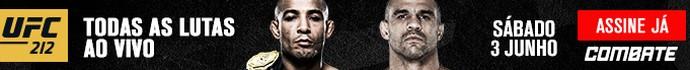 Banner UFC 212 (Foto: Editoria de arte)
