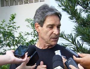 Paulo César Carpegiani, novo técnico da Ponte (Foto: Reprodução EPTV)