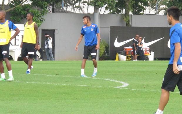 Neymar Santos (Foto: Flávio Meireles)