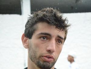 Luis Guilherme, meia do Joseense (Foto: Bruno Castilho)