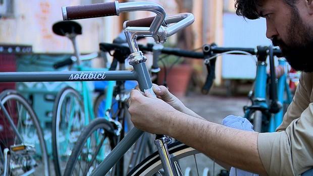 Bikes Mistura com Rodaika (Foto: Reprodução/RBS TV)