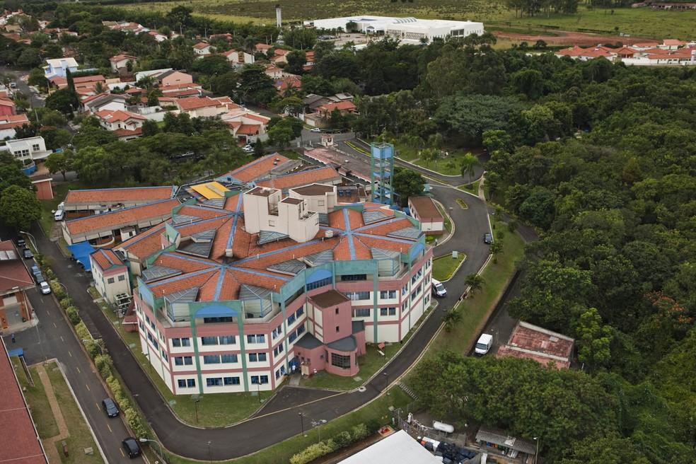 Centro Infantil Boldrini, em Campinas (Foto: Arquivo Boldrini)