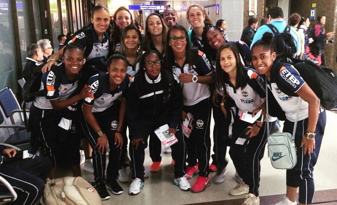 São José futebol feminino (Foto: Arquivo pessoal)