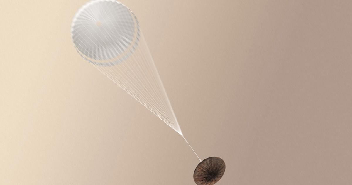Agência Europeia ainda não sabe se módulo sobreviveu a pouso em Marte