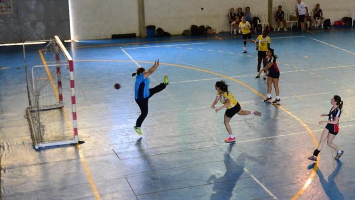 Time de Roraima disputa o título dos Jubs (Foto: Roberto Carlos Caleffi/Fuer)