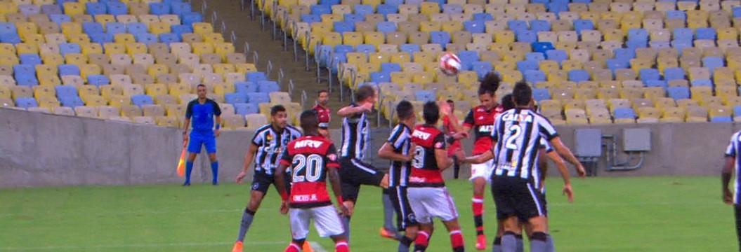 Confira os melhores momentos da vitória do Botafogo em cima do Flamengo b56cf6fc4e6a2
