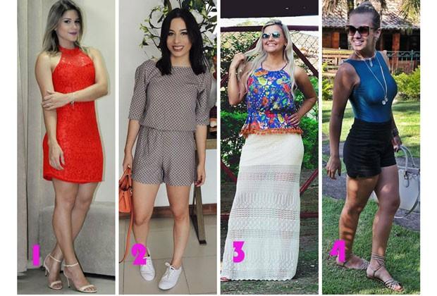 Comunidade Glamour: vote djá no seu look favorito da semana!