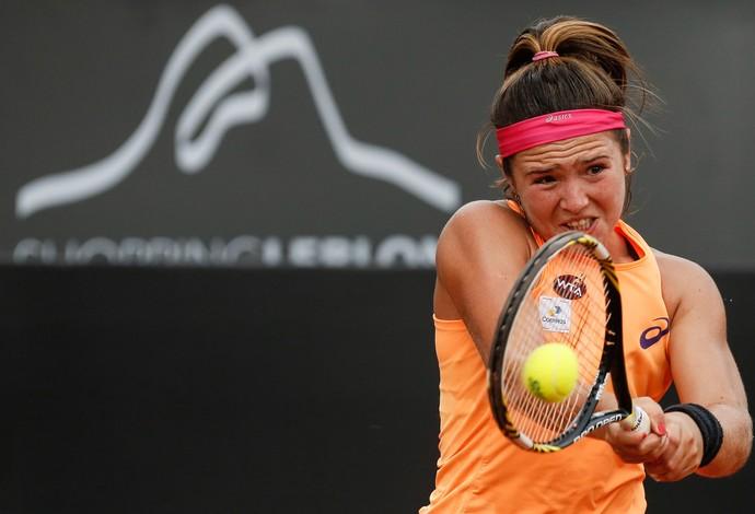 Gabriela Cé perde na segunda rodada do Aberto do Rio de tênis (Foto: Agif)