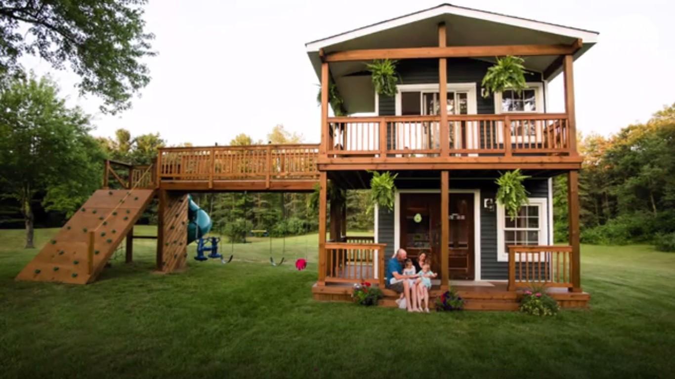 A pequena grande casa (Foto: Reprodução)