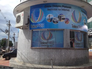 TelexFREE (Foto: Raissa Natani/G1)