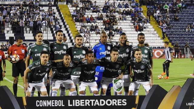Alianza Lima x Palmeiras - Taça Libertadores 2018 - globoesporte.com 1615bfece345e