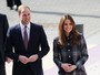 Kate Middleton e Prncipe William celebram dois anos de casados